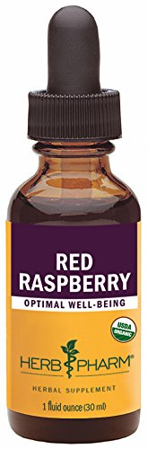 Herb Pharm Certified Organic Red Raspberry Extract - 1 Ounce