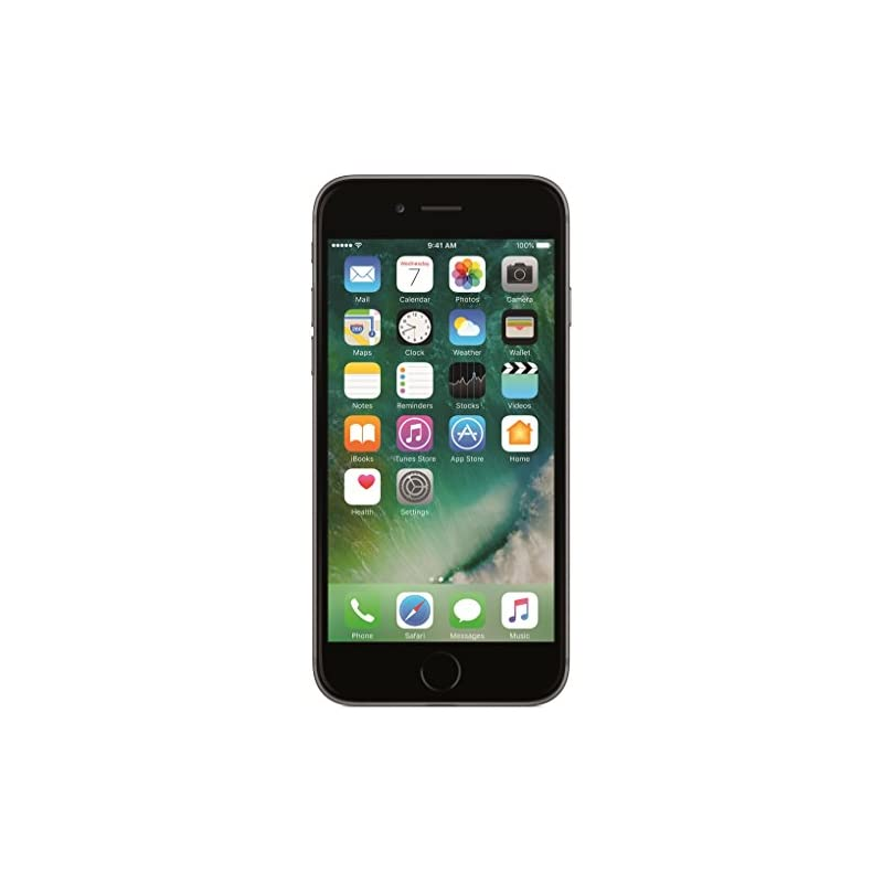 Apple iPhone 6 16 GB  Unlocked, Space Gr
