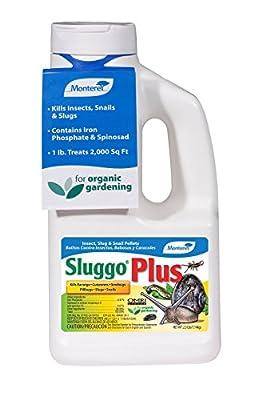 Monterey 2.5 lbs Sluggo Plus Spinosad