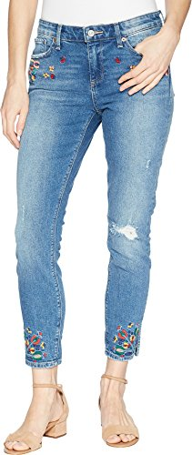 Lucky Brand Womens Mid Rise Embroidered Ava Skinny Jean  Macedonia  28