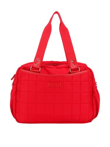 stellakim-by-perry-mackin-leslie-water-resistant-nylon-diaper-tote-red