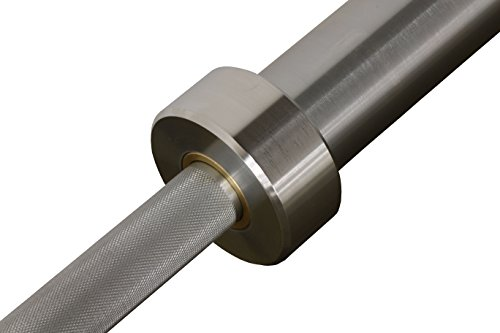 CFF Women's Keystone Olympic Training Needle Bearing Bar, 15 kg Review