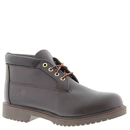 Timberland Chukka Men Work Boot (Timberland Men's Premium WP Newman Chukka Boot, Brown, 13 M US)