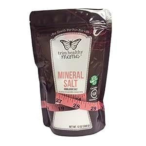 Trim Healthy Mama Himalayan Mineral Salt, 12 Oz