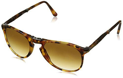 Persol PO9714S 105251 Madreterra PO9714S Wayfarer Sunglasses Lens Category 2 - Persol 714 Sunglasses Folding