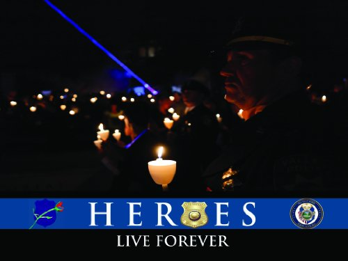 Law Enforcement Memorial - Police Officer