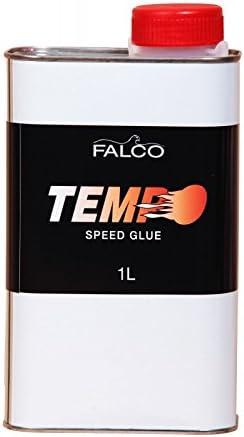 FALCO–Cola rápida VOC 1L de Tenis de Mesa