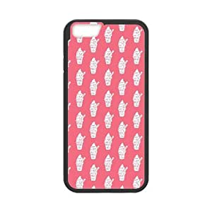 iPhone 6 4.7 Inch Cell Phone Case Black Without Ice Cream There Would Be Chaos X7Y4AX