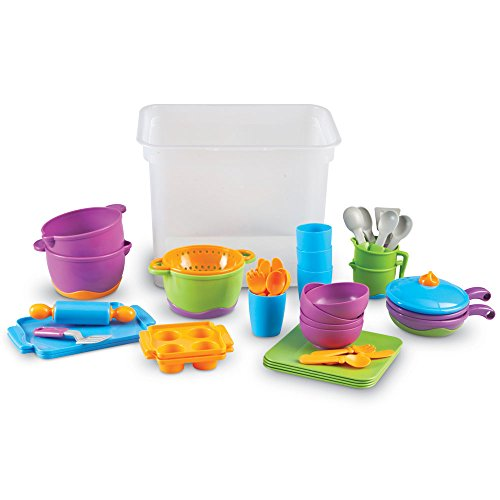 Learning Resources New Sprouts Classroom Kitchen Set Photo #7