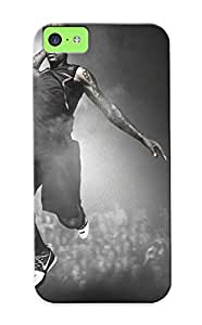 Anettewixom Top Quality Rugged Lebron James Case Cover Deisgn For Iphone 5c For Lovers