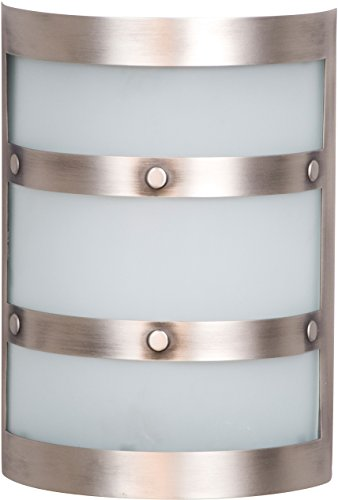 "Craftmade CH1405-PT Designer Metal and Glass Door Chime, Pewter (9.5""H x 6.75""W)"