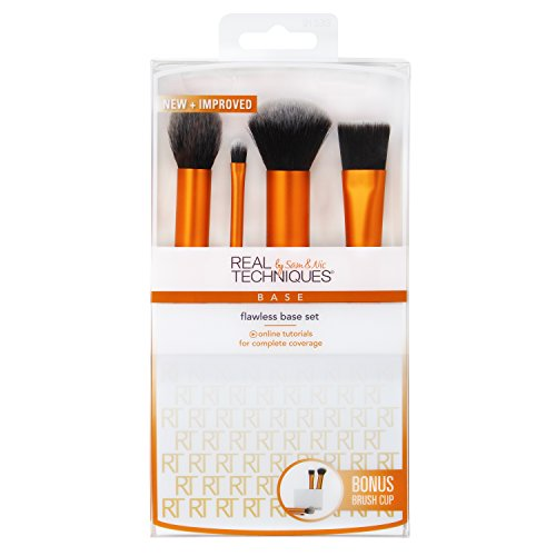Real Techniques Flawless Synthetic Bristles