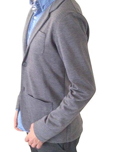 Veste Blazer Aragaza Homme-Gris-Coupe Slim Fit Ajustée-Ultrapremium-Casual-Made In Spain