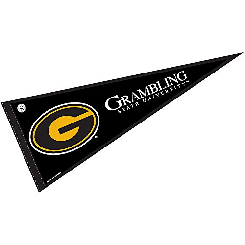 Grambling State Pennant Full Size Felt (Tigers Party Pennant Flags)