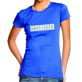 26 Degres Forward Genius Tableau Periodique Des Elements Tee Shirt Femme Taille Petite Amazon Fr Bienvenue