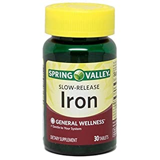 Spring Valley Slow Release Iron by Spring Valley