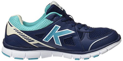 Kelme Damen Seatle Flat 4.0 Low-Top, Blau (Indigo), 41 EU