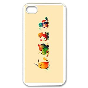 Pokemon For iPhone 4,4S Csae protection Case DHQ630703