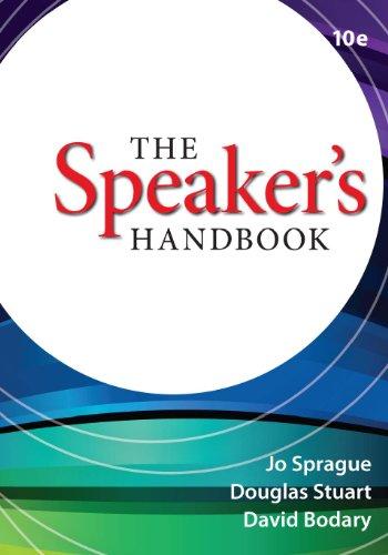 Download The Speaker's Handbook Pdf
