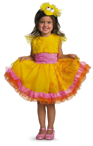 Frilly Big Bird Costume - Medium (3T-4T)