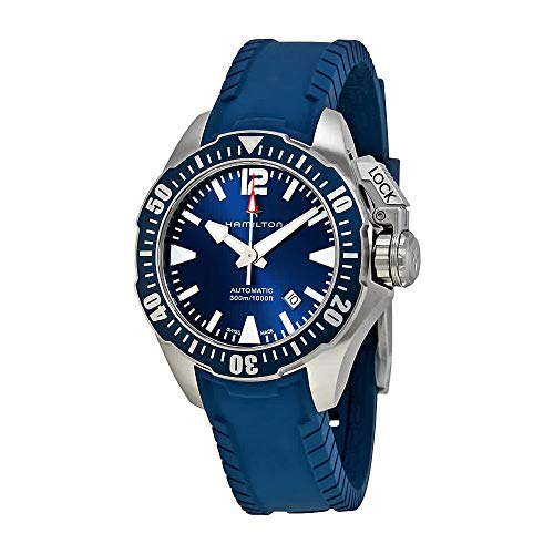 - HAMILTON watch khaki navy Open Water Divers H77705345 Men's Watch