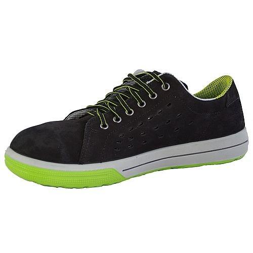 Atlas Sneaker A240 Sicherheits-Halbschuhe S1 EN ISO 20345 schwarz | 49