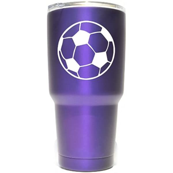 Soccer Girl  with Name /& Team Name Decal Computers, Cars For Tumblers Cups