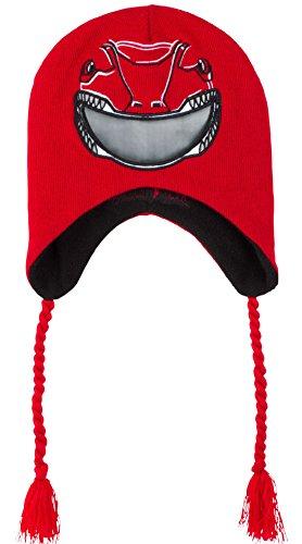 Disney Power Ranger Costumes (Power Rangers Red Ranger Peruvian Hat)