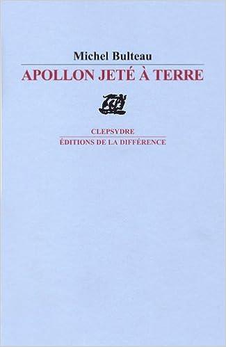 Livres gratuits Apollon jeté à terre pdf, epub ebook