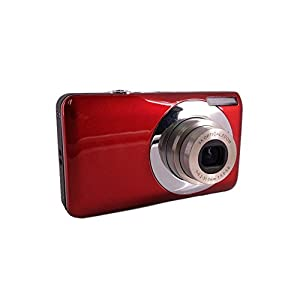 PowerLead 2.7 Inch TFT 5X Optical Zoom 15MP 1280 X 960 HD Anti-shake Smile Capture Digital Video Camera