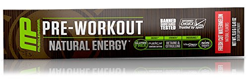 Muscle Pharm Natural Pre Workout