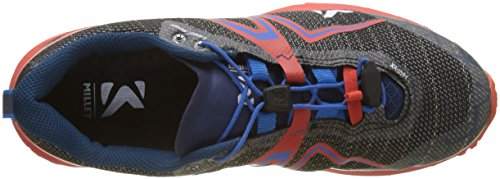 MILLET Light Rush, Scarpe da Fitness Uomo Arancione (Orange/Electric Blue 8532)
