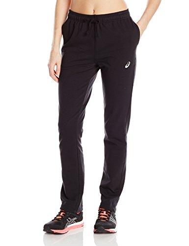 ASICS Women's Team Everyday Pant, Black, Small