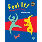 Feel It!: Rhythm Games for All, Book & 2 CDs