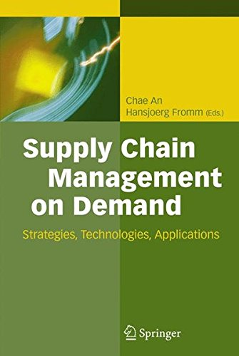 Supply Chain Management on Demand: Strategies and Technologies, Applications by Brand: Springer