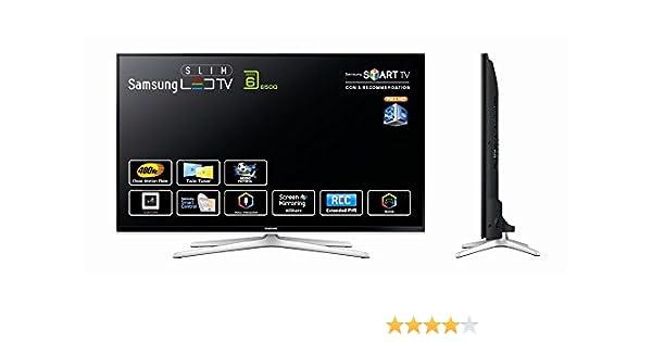 Samsung UE48H6500SL - Tv Led 48 Ue48H6500 Full Hd 3D, 4 Hdmi, Wi-Fi Y Smart Tv: SAMSUNG: Amazon.es: Electrónica