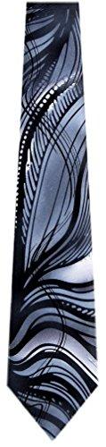 JG-5931 – Jerry Garcia Mens Fasion Designer Brand Silk Necktie Ties