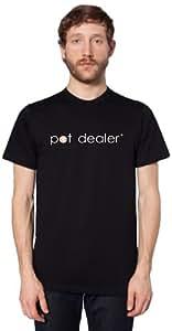 Bloem PDSHIRT-M-XXL-BLACK Men's Pot Dealer T-shirt, XX-Large, Black