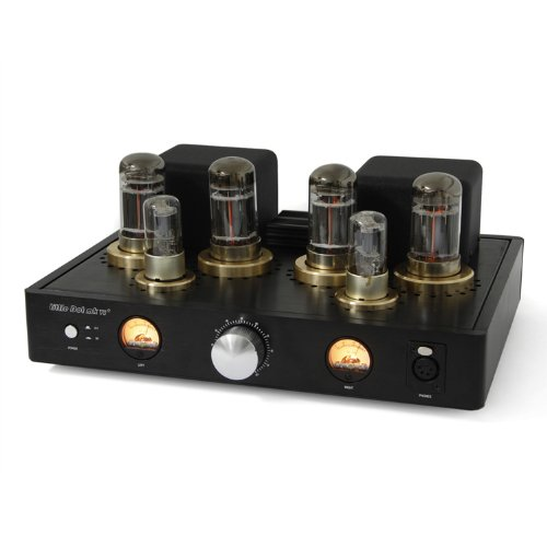 Little Dot MK6 VI+ 6080 X4 6H9C X2 Balanced Head Amplifier Tube PreAMP LittleDot