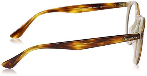 Redondas Dark Havana Monturas gafas de 47 Ray Ban 0Rx2180V xwFpqXZZv