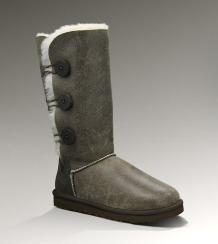 ugg australia bailey button triplet bomber womens winter boots 3049 rh amazon co uk