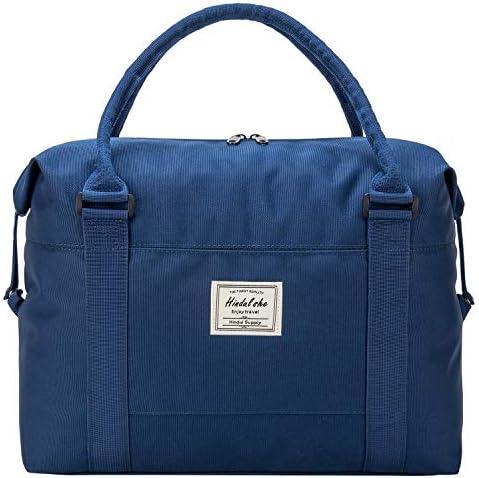 Kuston Womens Travel Duffel Bag Weekender Bag Large Handbags Travel Tote for Women