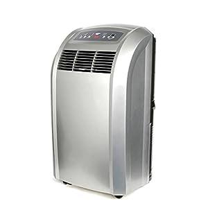 Whynter 12,000 BTU Portable Air Conditioner, Platinum (ARC-12S)