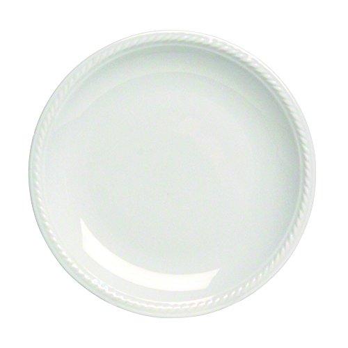 Tognana 20 cm Porcelain Lido Dessert Plate, Off-White