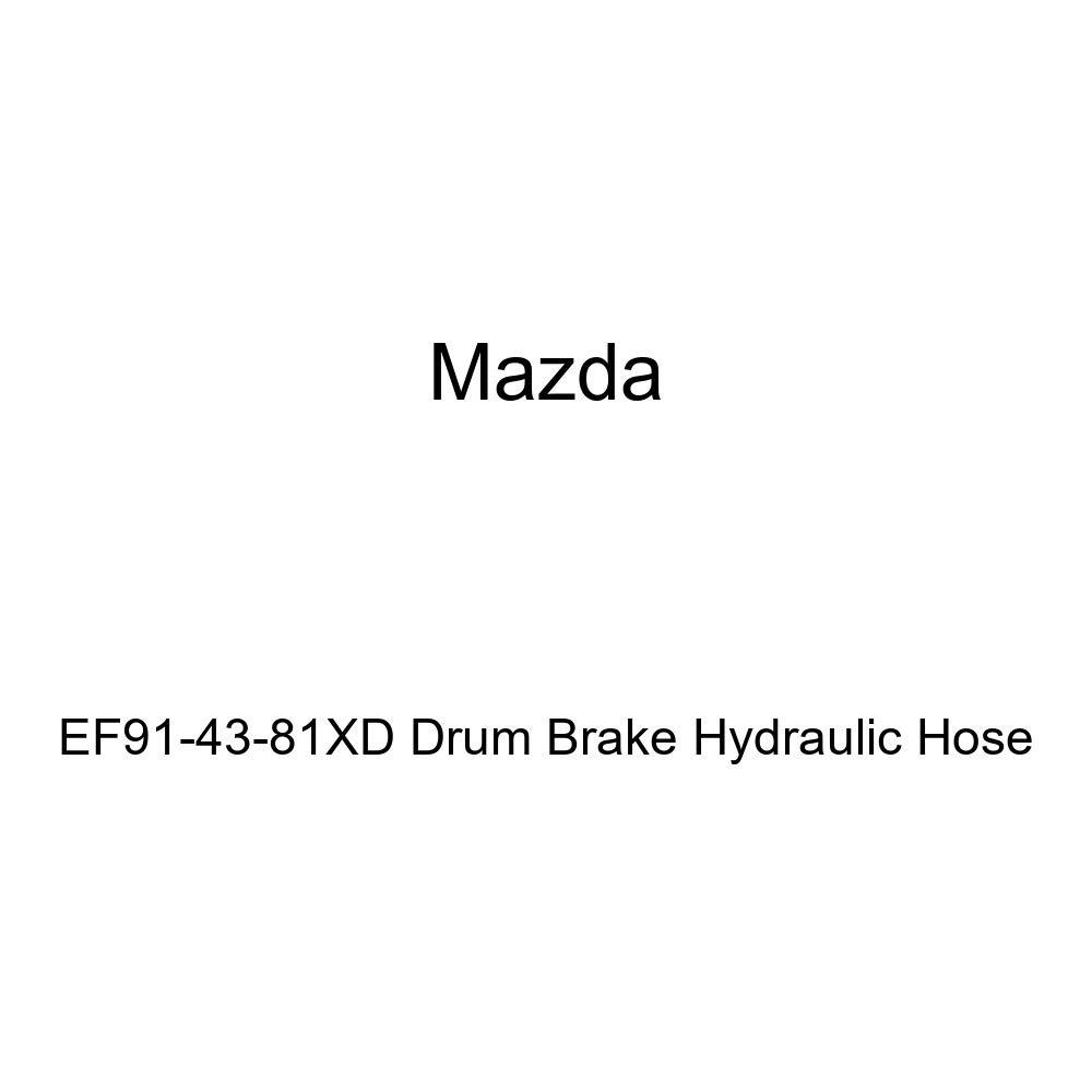 Mazda EF91-43-81XD Drum Brake Hydraulic Hose