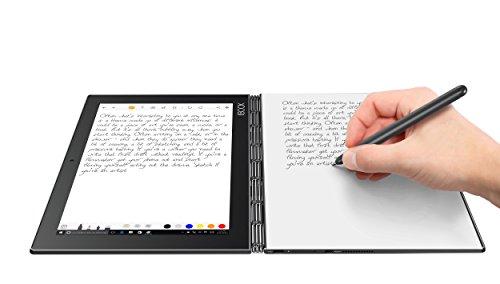Lenovo Yoga Book - FHD 10.1'' Windows Tablet - 2 in 1 Tablet (Intel Atom x5-Z8550 Processor, 4GB RAM, 64GB SSD), Black, ZA150000US by Lenovo (Image #3)
