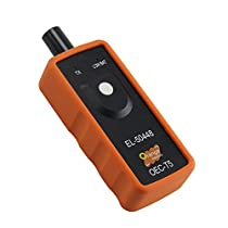 Uranny EL-50448 Auto Tire Pressure MonitorSensor TPMS Activation Tool TPMS Reset Tool OEC-T5 for GM Vehicle Series