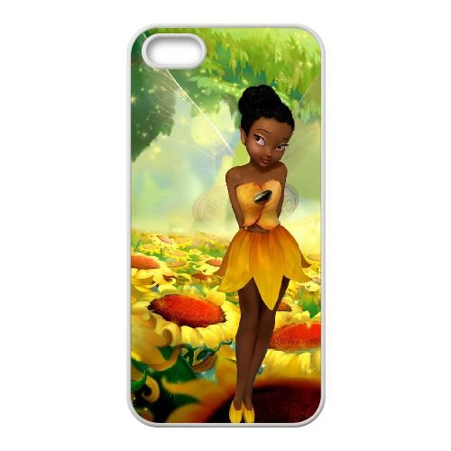 R8P76 Disney Fairies Caractère Iridessa Z1M8CP coque iPhone 4 4s cellulaire cas de téléphone couvercle coque blanche DI4OMA3ZT