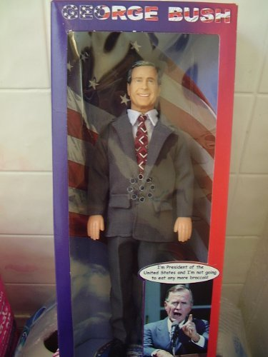 Image result for George Bush doll.