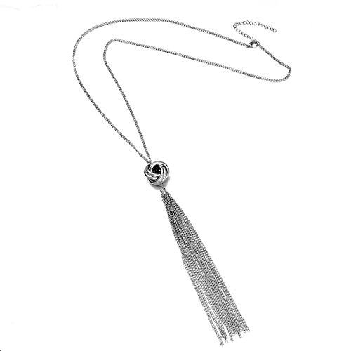 onnea-silver-tone-lovely-knot-tassel-necklace